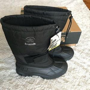 Kamik Shoes - Kamik Men's Rain/Snow Boot New in Box